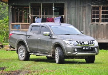 Mitsubishi Triton - 39