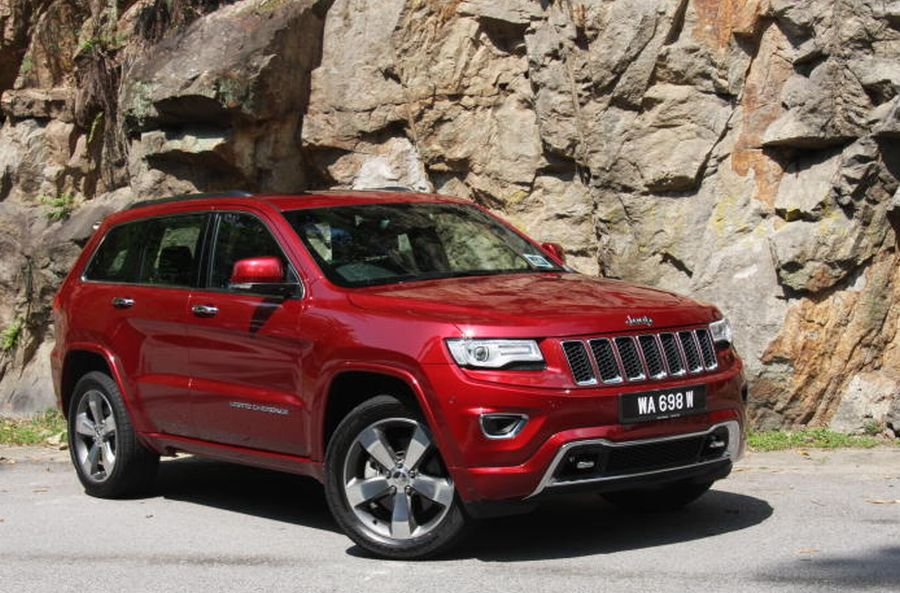 Jeep Grand Cherokee Overland (10). History Has A Way Of Repeating Itself.  My Last Review Was On The Descendant Of The Progenitor Of All 4WDs And Now  Iu0027m ...