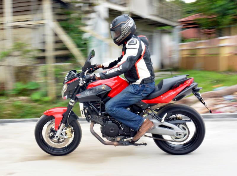 Aprilia Shiver 750 (CKD) promises a fulfilling ride | CarSifu