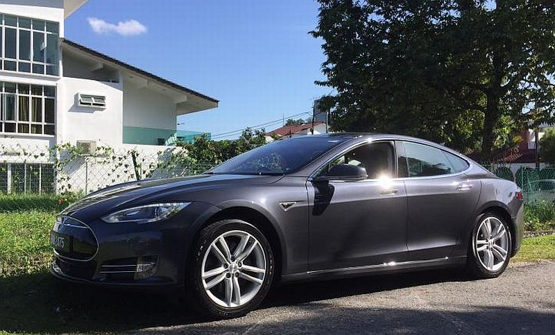 Electric Cars Near Palo Alto
