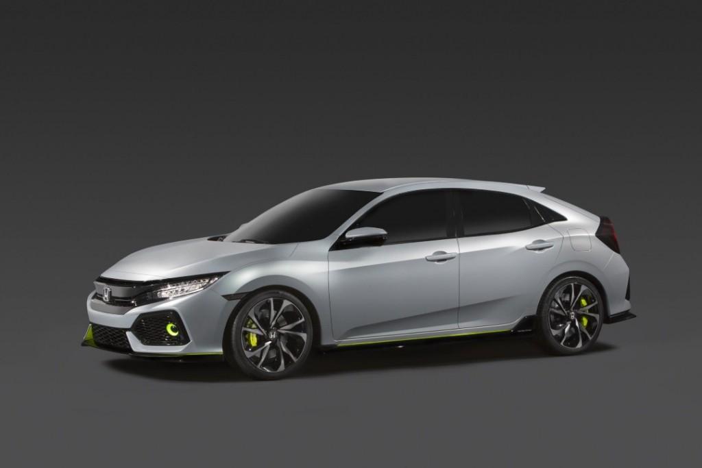 honda hatchback custom. 2017 honda civic hatchback debuts in america custom