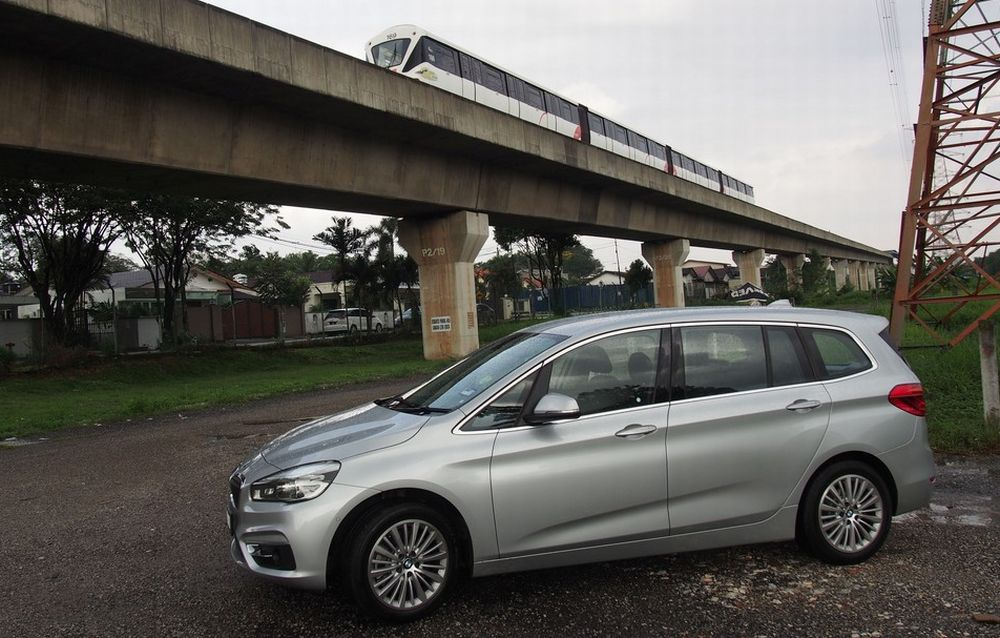 BMW I Gran Tourer Driven CarSifu - Bmw 220i