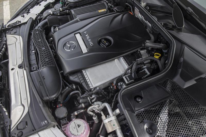 Mercedes-Benz C 350 e (W205) - 12