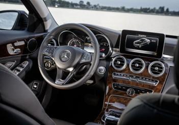 Mercedes-Benz C 350 e (W205) - 21