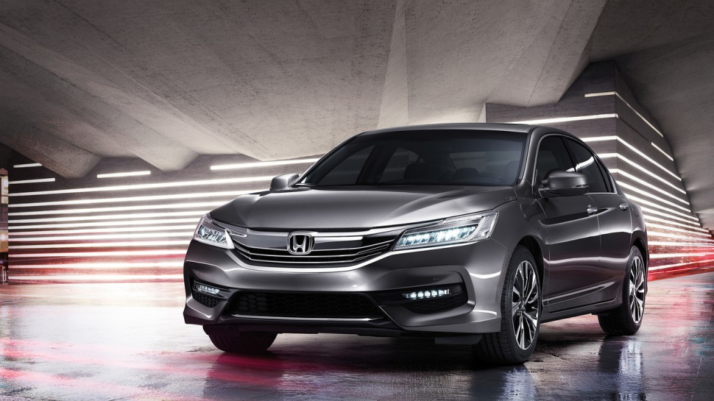 Refreshed Honda Accord With Full LED Headlights Rolls Out In Philippines