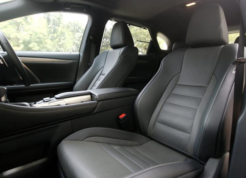 Lexus RX 200t F SPORT - 27