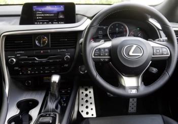 Lexus RX 200t F SPORT - 33