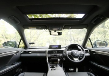 Lexus RX 200t F SPORT - 41