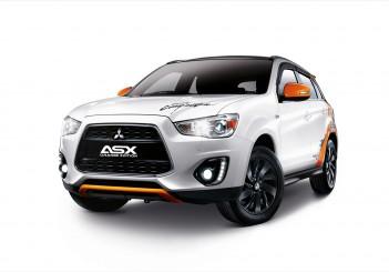 Mitsubishi ASX Orange Edition - 01