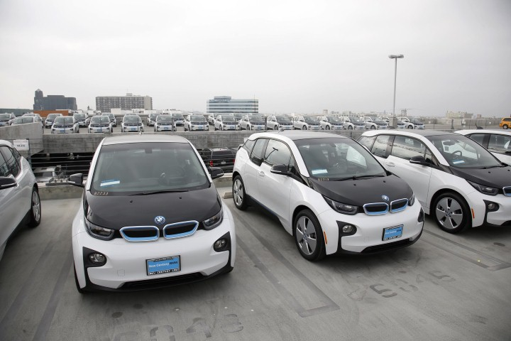 100 Fully Electric Bmw I3 Cars For Lapd Carsifu