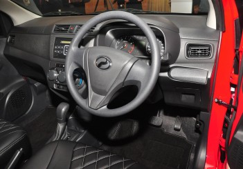 Perodua Bezza with GearUp accessories - 28