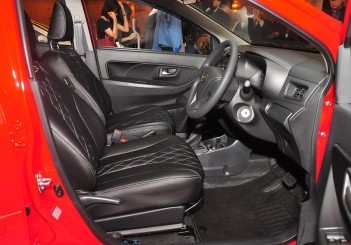 Perodua Bezza with GearUp accessories - 29