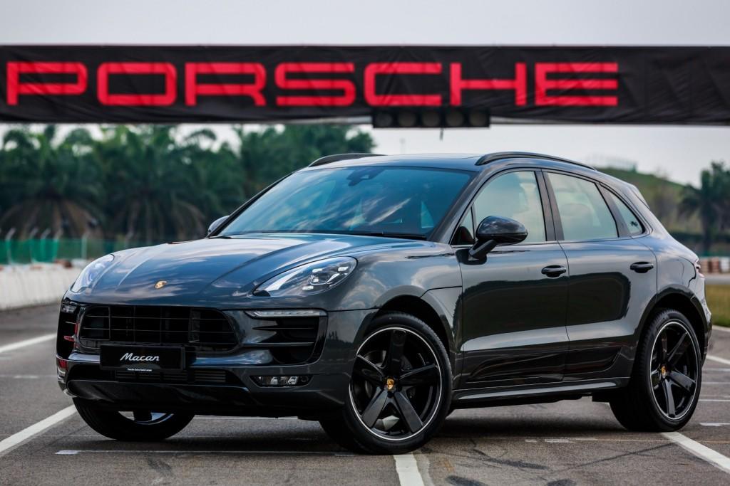 Porsche macan price