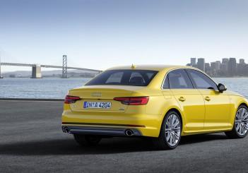 Audi A4 2.0 TFSI quattro 3