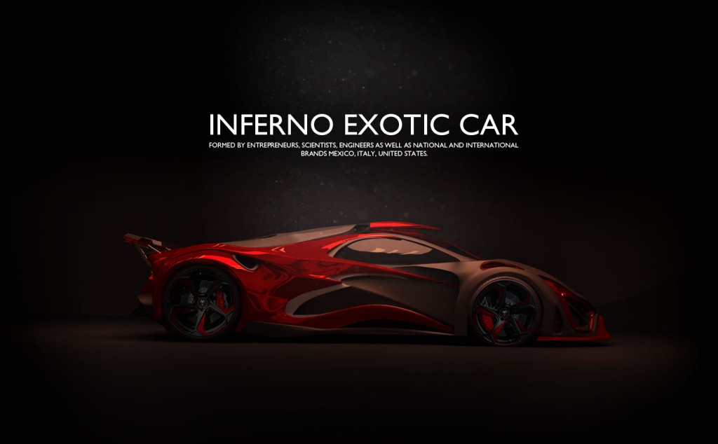 Inferno Exotic Car 2017 >> Inferno Exotic Car To Roll Off Production Line In 2017 Carsifu