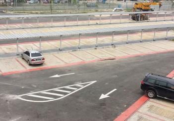 LRT car park