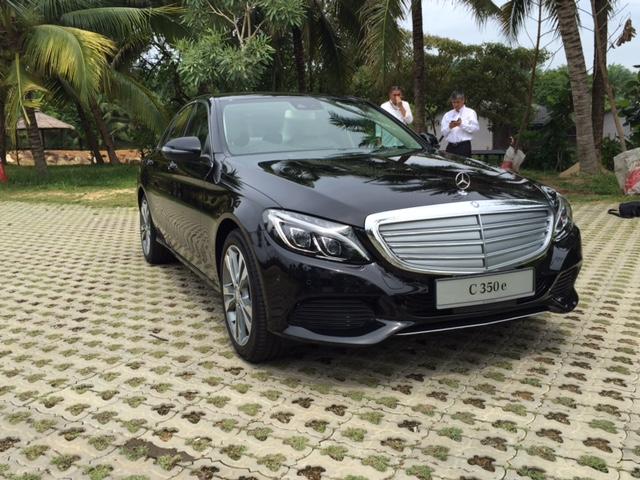 Mercedes-Benz C 350 e - 02