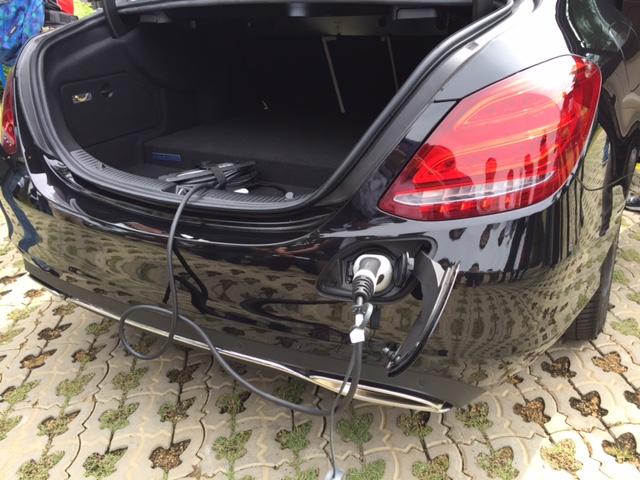 Mercedes-Benz C 350 e - 06