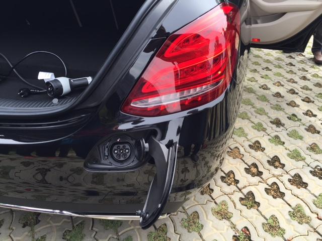 Mercedes-Benz C 350 e - 07