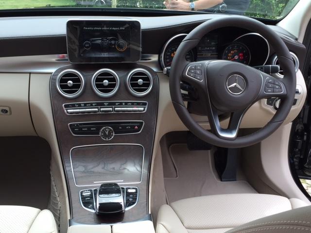 Mercedes-Benz C 350 e - 09
