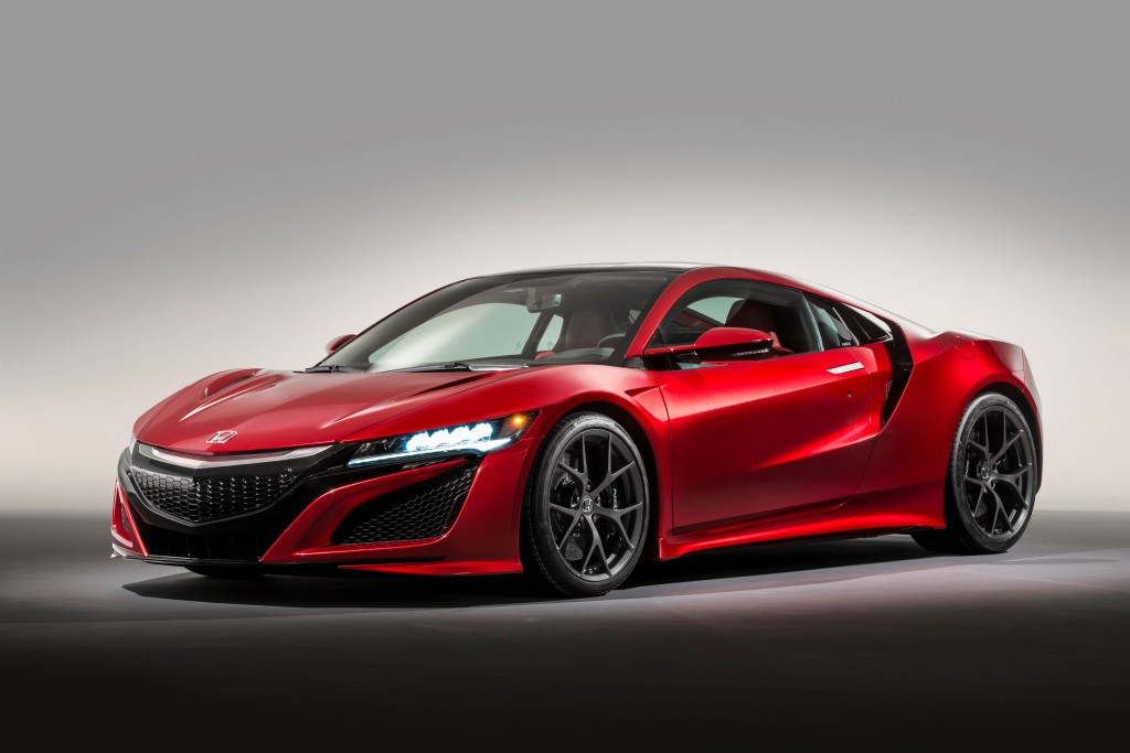 Honda NSX Arrives In Singapore