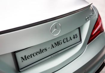 Mercedes-AMG CLA 45 (25)