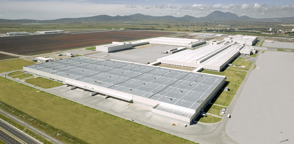 Audi Opens Mexico Plant To Make Q SUV CarSifu - Audi mexico