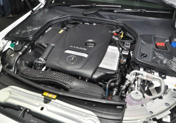 Mercedes Benz C 350e - 15