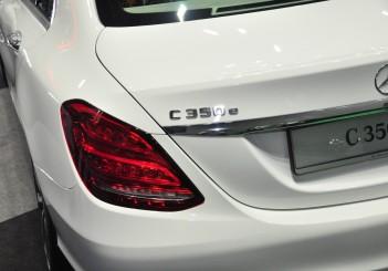 Mercedes Benz C 350e - 23