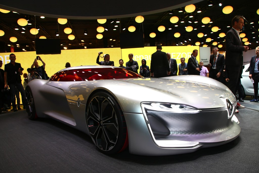 2016 Paris Motor Show: CarSifu Rounds Up Top 7 Concept