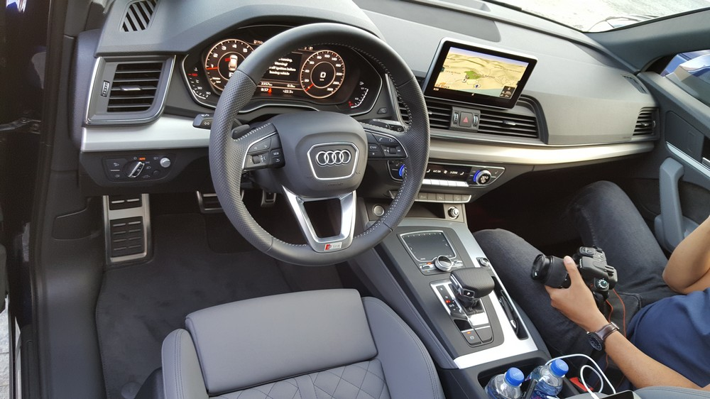 first drive of 2017 audi q5 in mexico coming in q3 2017. Black Bedroom Furniture Sets. Home Design Ideas