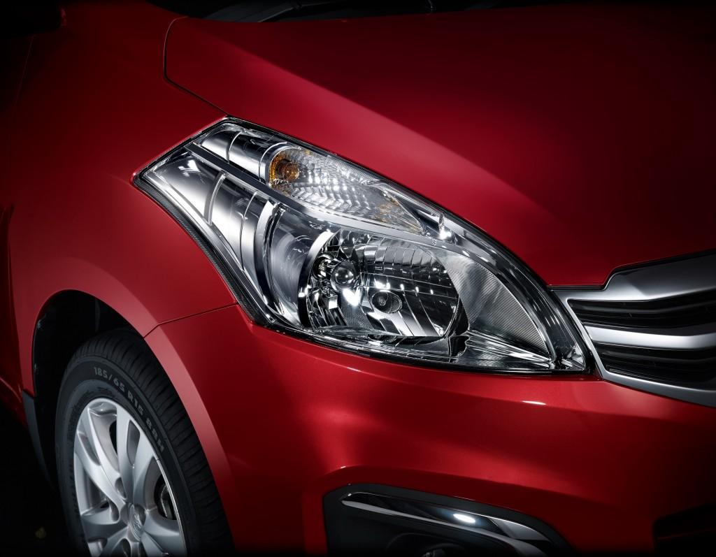 First Drive Of Proton Ertiga Mpv Ahead Launch Carsifu Wiring Fog Lamp Persona