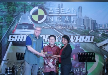Ford Ranger gets Asean NCAP's Best Adult Occupant Protection award for Pick-Up Category