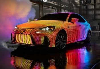 Lexus LIT IS - 01