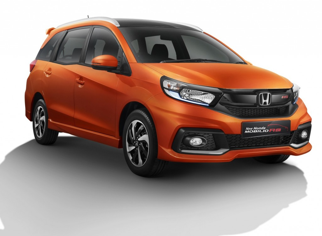 New Honda Mobilio Enticing Indonesian Car Buyers Carsifu