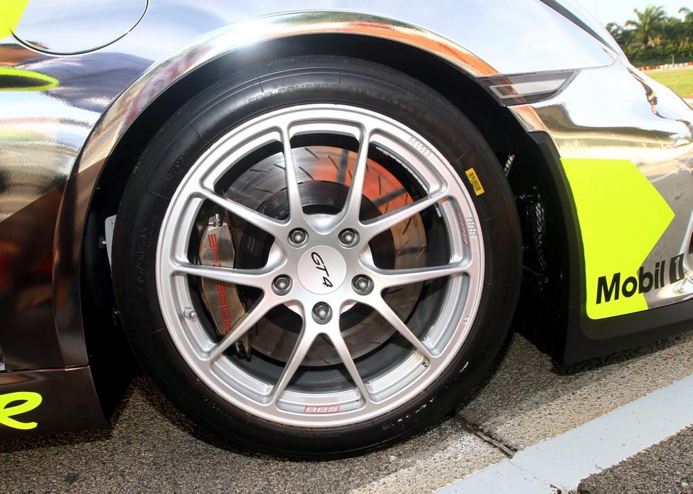 Launch of Porsche Cayman GT4 Clubsport in Sepang Circuit, Sepang MOHD SAHAR MISNI/The Star