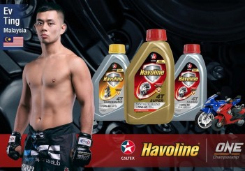 Ev ET Ting and Caltex Havoline ONE Championship 2017
