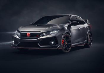 Honda Civic Type R prototype - 01