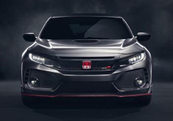 Honda Civic Type R prototype - 02