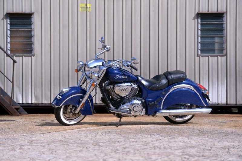 Indian Chief Classic - 18