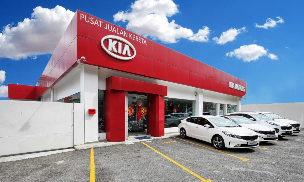 Naza Kia Malaysia Opens New 3s Outlet In Jalan Pahang