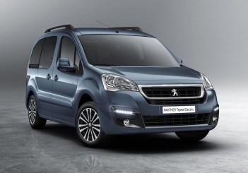 Peugeot Partner Tepee Electric - 01