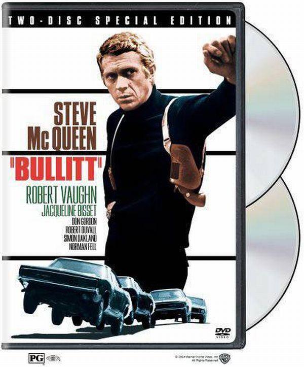 Lines01: Bullitt ... *** Local Caption *** Lt Frank Bullitt from Bullitt (1968)