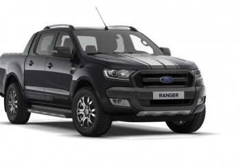 Ford Ranger WildTrak - Jet Black_1