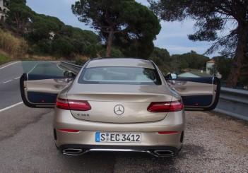 Mercedes-Benz E-Class Coupe_Barcelona_Feb 2017 (74) - Copy