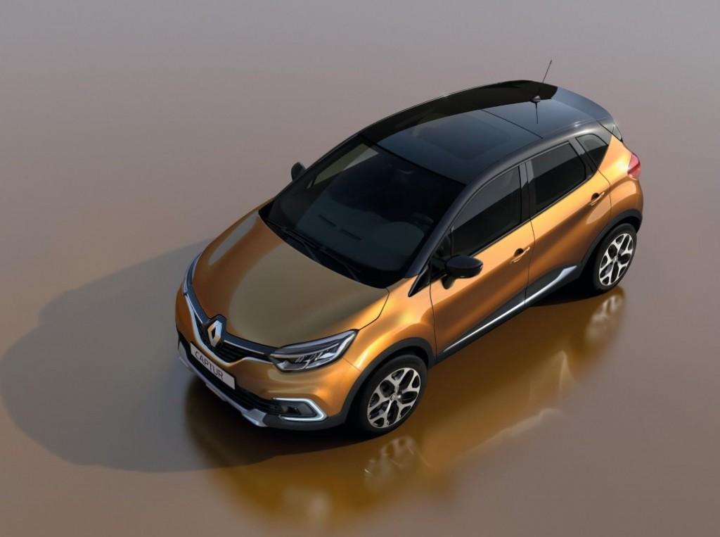 New Renault Captur - EMBARGO new01 (Medium)
