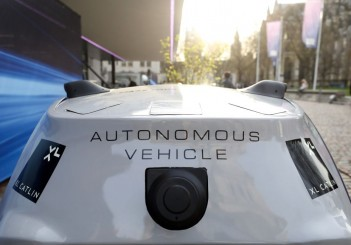 Key Speakers At The SMMT Connected 2017Connected And Autonomous Vehicles (CAVs) Event