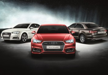 Audi A4 range extends - 01
