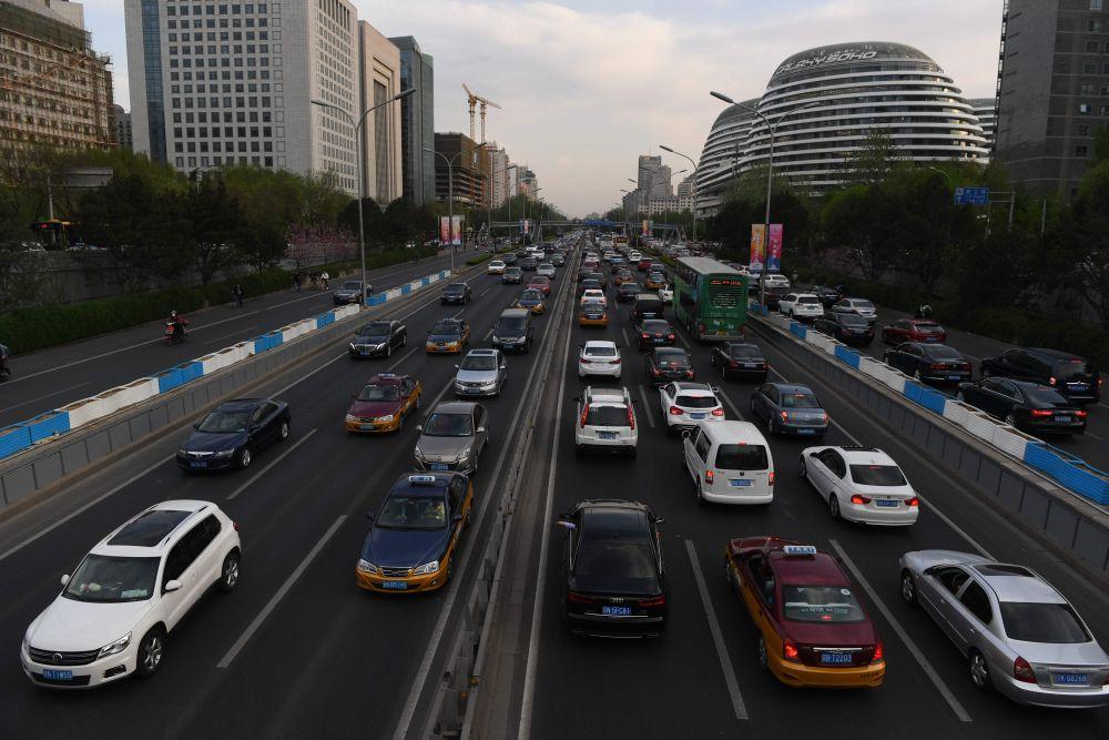 Beijing Targeting  Million Electric Car Sales In