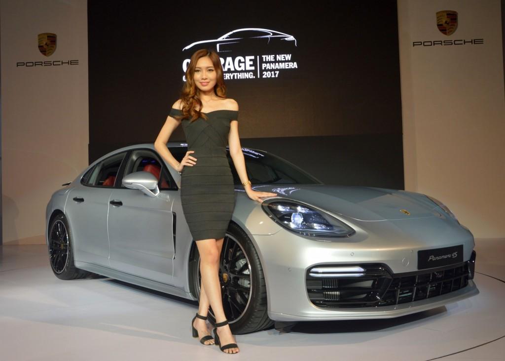2017 Porsche Panamera lands in Malaysia | CarSifu